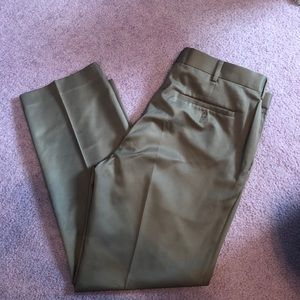 Men's chino dress pant